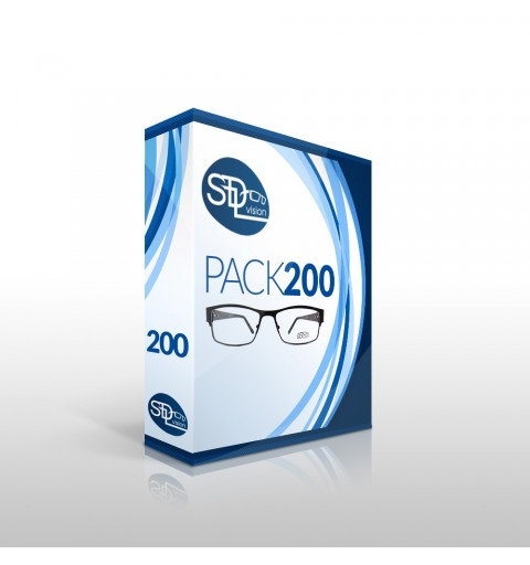 Full Pack 200 Montures Seules